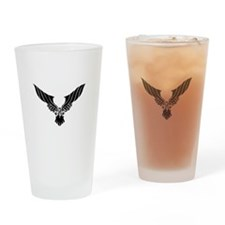 Bird in Flight Drinking Glass