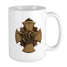 Harvest Moon's Navy Cross Mug