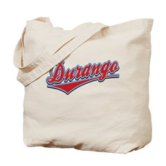 Durango Tackle and Twill Tote Bag