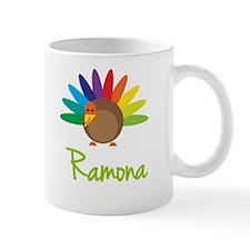 Ramona the Turkey Mug