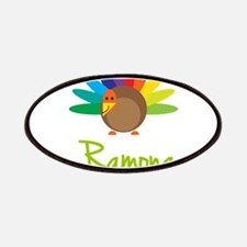 Ramona the Turkey Patches