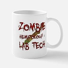 Zombie Hematology Lab Tech Mug