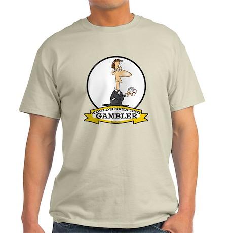 WORLDS GREATEST CAMBLER Light T-Shirt