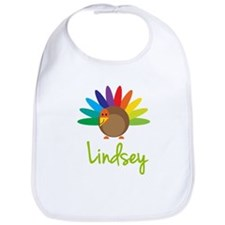 Lindsey the Turkey Bib