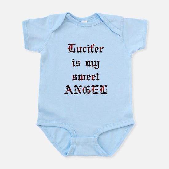 Lucifer Is My Sweet Angel Infant Bodysuit