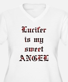 Lucifer Is My Sweet Angel T-Shirt