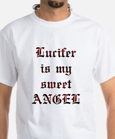 Lucifer Is My Sweet Angel Shirt