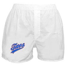 Taos Tackle and Twill Boxer Shorts
