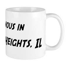 Famous in Arlington Heights Mug