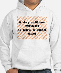 Official soda of Maine: Day without Moxie Hoodie