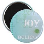 Joy Rising Aqua Sky Magnet
