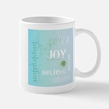 Joy Rising Aqua Sky Small Small Mug