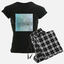 Joy Rising Aqua Sky Pajamas