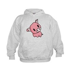 Clean Piggy Hoodie