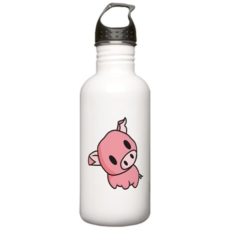 Clean Piggy Stainless Water Bottle 1.0L