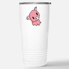 Clean Piggy Stainless Steel Travel Mug