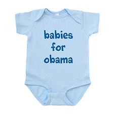 Font 2 in Blue Infant Bodysuit