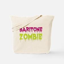 Baritone Zombie Tote Bag