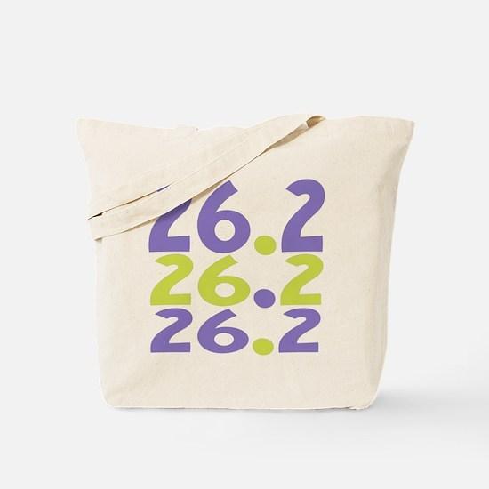 26.2 Marathon Tote Bag