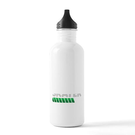 Kicker - Blue - Thermos Bottle (12oz)