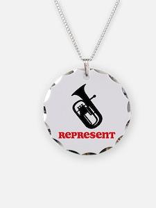 Baritone Represent Necklace