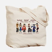 Unique Parvaneh Tote Bag