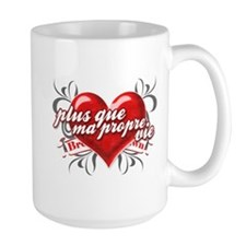 Bella's Heart Mug