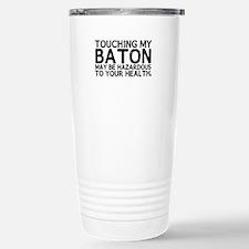 Baton Hazard Travel Mug
