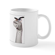 """Sock It To Be, Baby"" Mug"