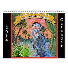 2014 Wetlands Wall Calendar