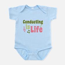 Conducting is Life Infant Bodysuit