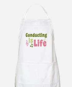 Conducting is Life Apron