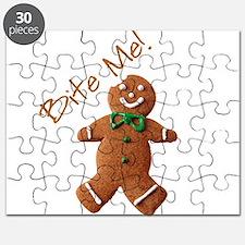 Cute Bite me Puzzle