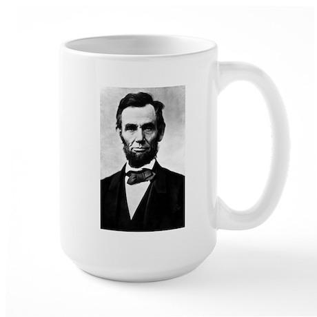 Honest Abe Large Mug