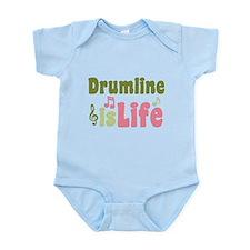 Drumline is Life Infant Bodysuit