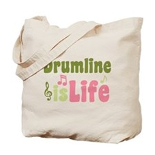 Drumline is Life Tote Bag