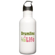 Drumline is Life Water Bottle