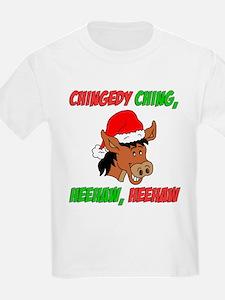 Italian Christmas Donkey T-Shirt