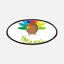 Maggie the Turkey Patches