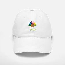 Yvette the Turkey Baseball Baseball Cap