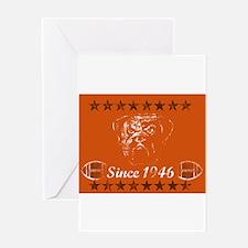 Browns Legacy Greeting Card