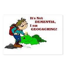 Dementia GPS Postcards (Package of 8)