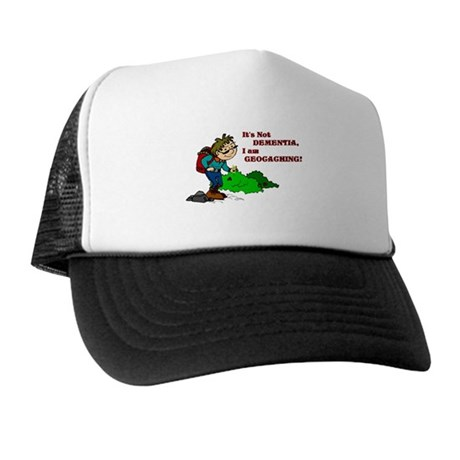 Dementia GPS Trucker Hat