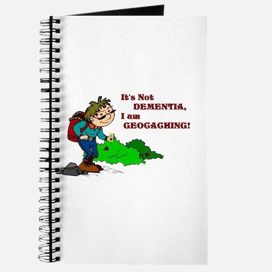 Dementia GPS Journal