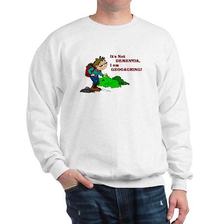Dementia GPS Sweatshirt