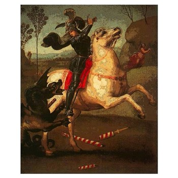 St. George Fighting Dragon