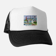 NC Light house Hat