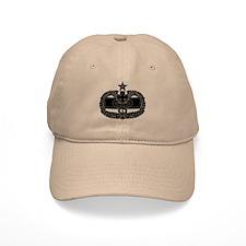 Combat Medical Badge 2nd Award B-W Baseball Cap