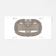 Combat Medical Badge Aluminum License Plate