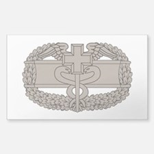 Combat Medical Badge Decal